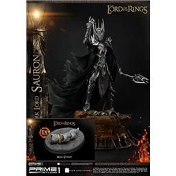 The Dark Lord Sauron Exclusive Version Statue 1/4 109 cm