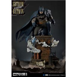 Gotham By Gaslight Batman Blue Version Statue 1/5 57 cm