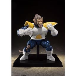 Great Ape Vegeta Tamashii Web Exclusive S.H. Figuarts Action Figure 35 cm