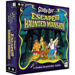 Diverse: Escape from the Haunted Mansion Board Game