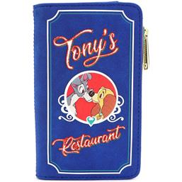 Disney: Lady and The Tramp Tony's Menu Pung by Loungefly