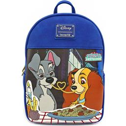 Disney: Lady and The Tramp Mini Rygsæk by Loungefly
