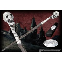 Harry Potter: Death Eater Skull Tryllestav (Character-Edition)