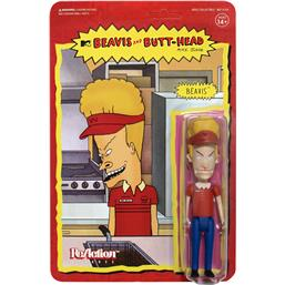 Beavis & Butt-Head: Burger World Beavis ReAction Action Figure 10 cm