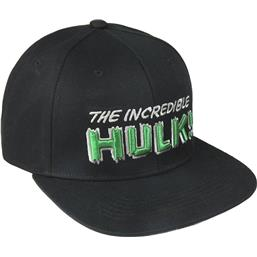 The Incredible Hulk Snapback Cap