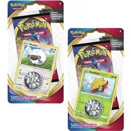 Pokémon: Sword and Shield Checklane Blister 16-Pack