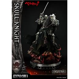 Skull Knight on Horseback Deluxe Version Statue 1/4 98 cm