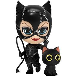 Batman: Catwoman with Whip Cosbaby Mini Figure 12 cm