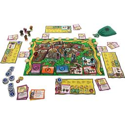Hobbit: The Hobbit An Unexpected Party Board Game *English Version*