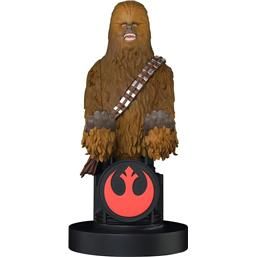 Star Wars: Chewbacca Cable Guy 20 cm