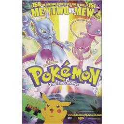 Pokemon The First Movie Plakat