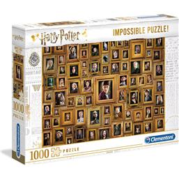 Harry Potter: Impossible Portraits Puslespil