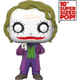 Joker Super Sized POP! Movies Vinyl Figur 25 cm (#334)