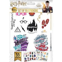 Harry Potter: Harry Potter Symbols Gadget Decals
