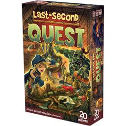 Diverse: Last-Second Quest Board Game *English Version*