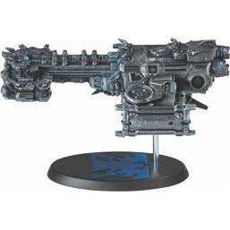 Terran Battlecruiser Ship Replica 15 cm