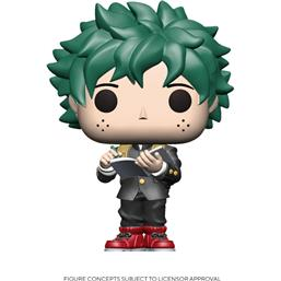 Deku (Middle School Uniform) POP! Animation Vinyl Figur