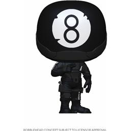Fortnite: 8-Ball POP! Games Vinyl Figur