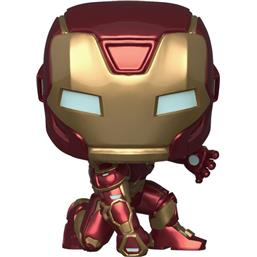 Iron Man (Stark Tech Suit) POP! Games Vinyl Figur