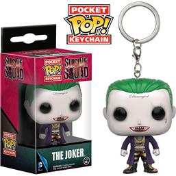 The Joker Pocket POP! Vinyl Nøglering