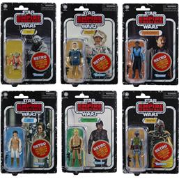 Episode V Retro Collection Action Figures 10 cm 6-Pak