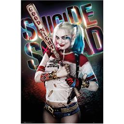 Suicide Squad: Harley Quinn Plakat (Good Night)