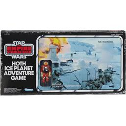 Episode V Board Game with Action Figure Hoth Ice Planet Adventure Game *English Version*