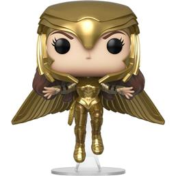 Wonder Woman 1984 (Flying - Gold) POP! Movies Vinyl Figur