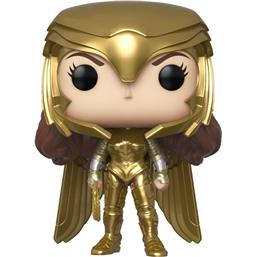 Wonder Woman 1984 (Gold) POP! Movies Vinyl Figur