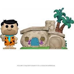 Flintstone's Home POP! Town Vinyl Figur