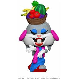 Bugs in Fruit Hat POP! Animation Vinyl Figur