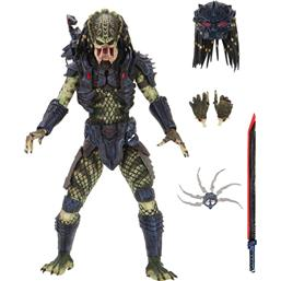Ultimate Armored Lost Predator Action Figure 20 cm