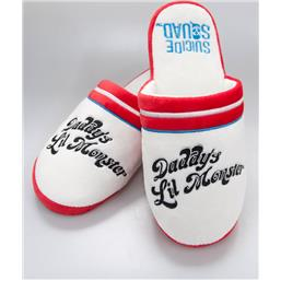 Suicide Squad: Harley Quinn Slippers