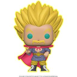 Speciality Series Super Saiyan Hercule (Glow) POP! Animation Vinyl Figur