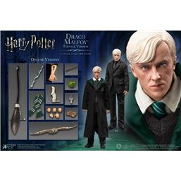 Harry Potter: Draco Malfoy (Teenager Deluxe Version) Action Figure 1/6 26 cm
