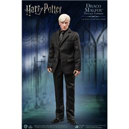 Harry Potter: Draco Malfoy (Teenager Suit) Action Figure 1/6 26 cm