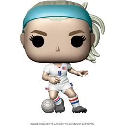 Julie Ertz POP! Sports Vinyl Figur