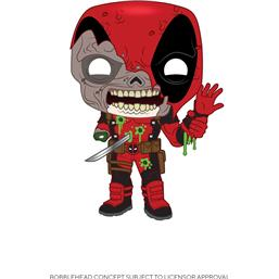 Zombie Deadpool POP! Marvel Vinyl Figur