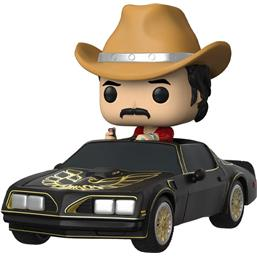 Bandit in Trans Am POP! Rides Vinyl Figur 18 cm