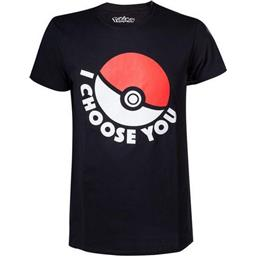 Pokémon: I Choose You T-Shirt