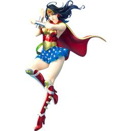 DC Comics: Armored Wonder Woman 2nd Edition Bishoujo PVC Statue 1/7 24 cm