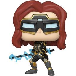 Black Widow POP! Games Vinyl Figur