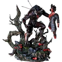 Diverse: The Creepy Monsters Nightmare: Lycan Collections Statue 1/4 69 cm