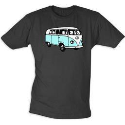 VW: Peace Bus T-Shirt