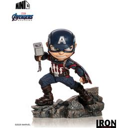 Captain America Mini Co. PVC Figure 15 cm