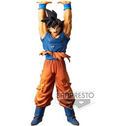 Son Goku Give Me Energy Spirit Ball Special Statue 23 cm