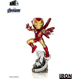 Iron Man Mini Co. PVC Figure 20 cm
