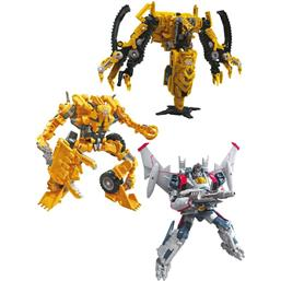 Transformers Studio Series Voyager Class Action Figures 2020 Wave 3 3-Pack