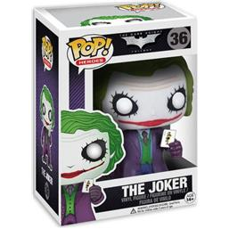 The Joker med kort POP! Vinyl Figur (#36)