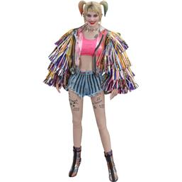 Harley Quinn (Caution Tape) Movie Masterpiece Action Figure 1/6 29 cm